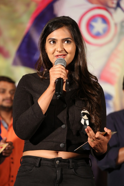 Actress Neha Deshpande @ Vaadena Movie Audio Launch Stills