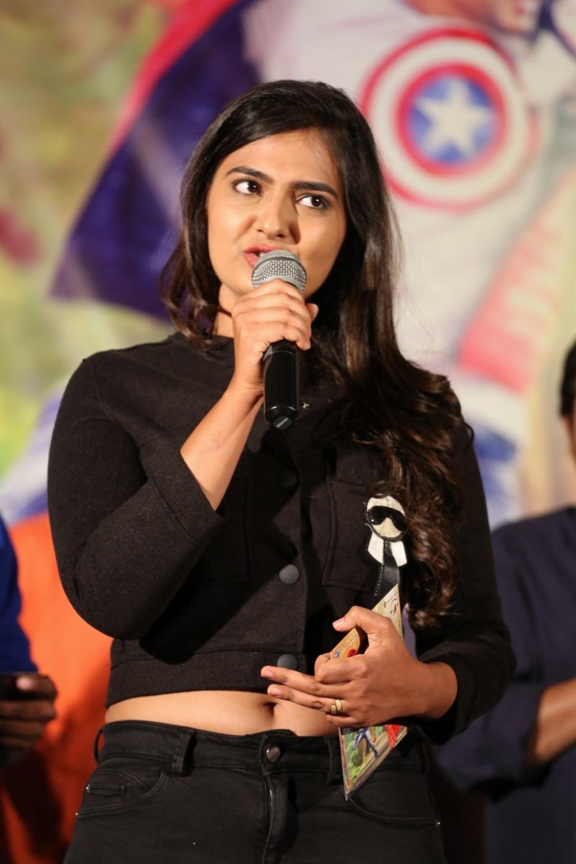 Neha Deshpande @ Vaadena Movie Audio Launch Stills
