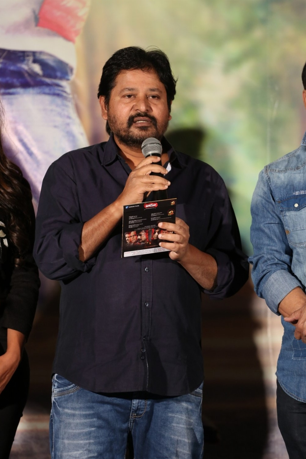 N Shankar @ Vaadena Movie Audio Launch Stills