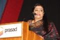 Poornima Bhagyaraj @ Vaaimai Movie Press Meet Stills