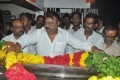 Vijayakanth at Lyricist Vaali Passed Away Photos