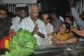 Rajinikanth at Lyricist Vaali Passed Away Photos