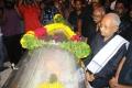 K. Veeramani @ Lyricist Vaali Passes Away Photos