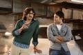 Santhanam, Sethu in Vaaliba Raja Movie Stills