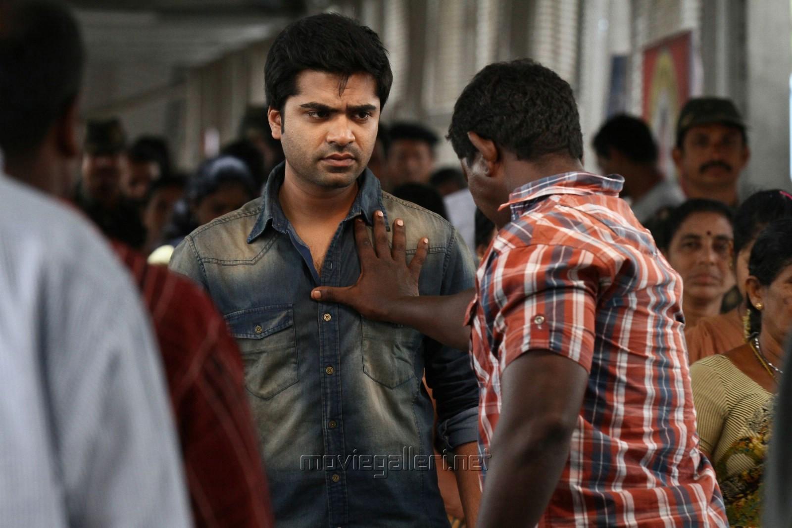 Actor Simbu in Vaalu Movie Latest Photos