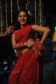 Vaanam Movie Anushka Hot Red Saree Photo Gallery