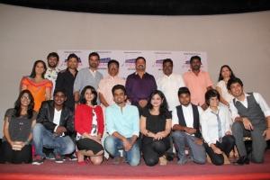Vaanavil Vaazhkai Movie Press Meet Stills
