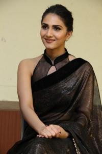 Actress Vaani Kapoor Interview Photos about Aaha Kalyanam