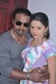 Srini, Vaidehi at Vaathu Movie Shooting Spot Photos