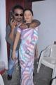 Srini, Vaidehi at Vaathu Movie Shooting Spot Stills