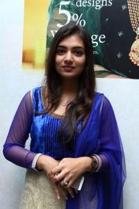 Actress Nazriya Nazim @ Vaayai Moodi Pesavum Movie Press Meet Stills