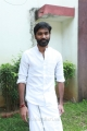 Actor Dhanush @ Vada Chennai Press Meet Photos