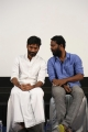 Dhanush, Vetrimaran @ Vada Chennai Press Meet Photos