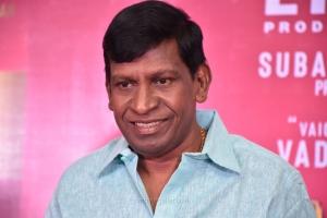 Hero Vadivelu @ Director Suraaj Lyca Production No 23 Movie Launch Stills