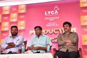 Vadivelu Suraaj Lyca Production No 23 Movie Launch Stills