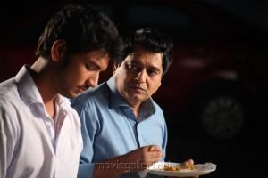 Gautham Karthik, Vivek in Vai Raja Vai Movie Stills