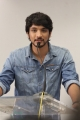 Gautham Karthik @ Vai Raja Vai Movie Team Meet Stills