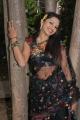Tamil Actress Vaidegi Hot Photos in Black Saree