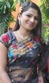 Tamil Actress Vaidehi Hot Stills in Black Saree