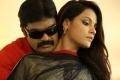 RK, Neetu Chandra in Vaigai Express Movie New Stills