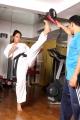 Heroine Neetu Chandra in Vaigai Express Movie New Stills
