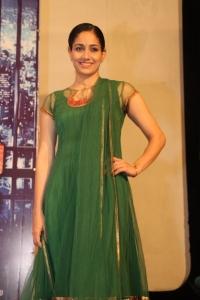 Komal Sharma @ Vaigai Express Movie Press Meet Stills