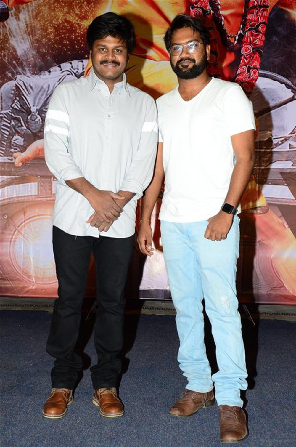 Vajra Kavachadhara Govinda Press Meet Stills