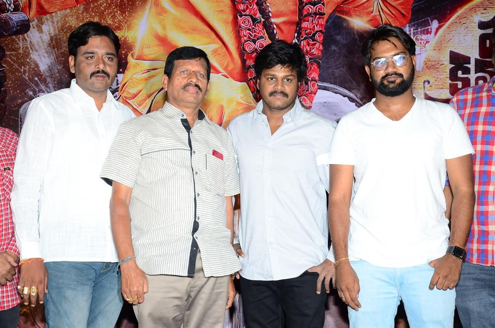 Vajra Kavachadhara Govinda Press Meet Stills