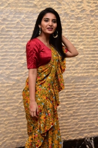 Actress Ananya Nagalla @ Vakeel Saab Maguva Nee Vijayam Photos