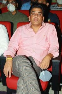 Dil Raju @ Vakeel Saab Pre Release Event Stills