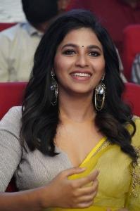 Actress Anjali @ Vakeel Saab Pre Release Event Stills