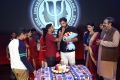 Sridhar Lagadapati @ Vakkantham Vamsi Birthday Celebrations @ Naa Peru Surya Movie Sets