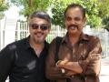 Ajith, Stills Ravi at Valai Movie Shooting Spot Stills in Dubai