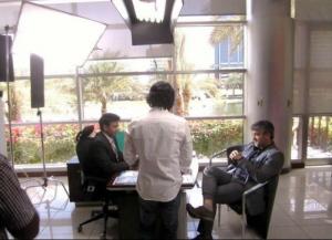 Ajith Valai Movie Shooting Spot Stills in Dubai