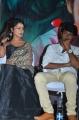 Bhavya Sri, Sakthi Sivan @ Valayal Movie Audio Launch Photos