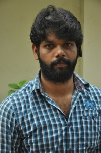 Actor Rajesh @ Valiyudan Oru Kadhal Movie Audio Launch Stills