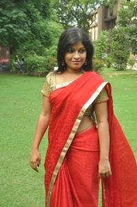 Actress Gowri Nambiar @ Valiyudan Oru Kadhal Movie Audio Launch Stills