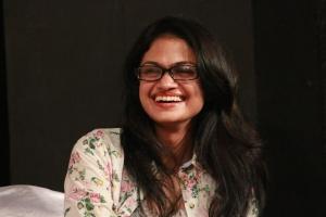 Singer Suchitra @ Valla Desam Audio & Trailer Launch Stills