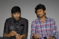 Santhanam, Udhayanidhi Stalin @ Vallavanukku Pullum Aayudham Audio Launch Stills