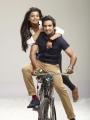 Ashna Zaveri, Santhanam in Vallavanukku Pullum Aayudham Movie Stills