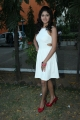 Actress Mrudhula Basker at Vallinam First Look Launch Press Meet Stills