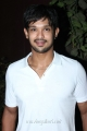 Actor Nakul at Vallinam First Look Launch Press Meet Stills