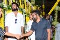 Varun Tej, Sukumar @ Valmiki Movie Opening Stills