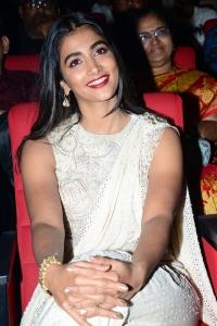 Pooja Hegde @ Valmiki Movie Pre Release Event Stills