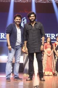 Venkatesh, Varun Tej @ Valmiki Movie Pre Release Event Stills