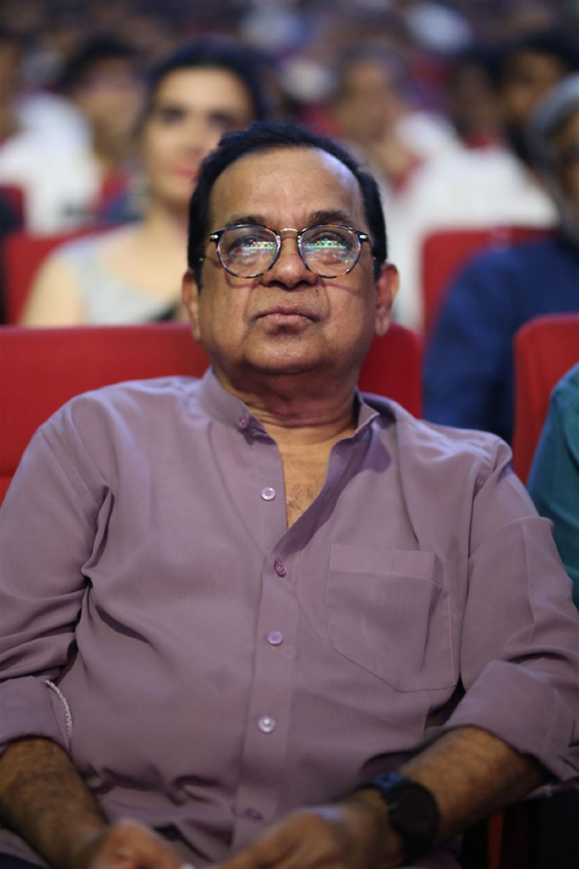 Brahmanandam @ Valmiki Movie Pre Release Event Stills