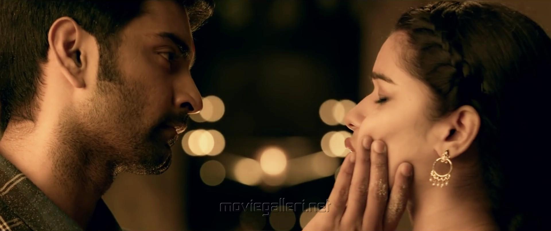 Atharva, Mrinalini Ravi in Valmiki Movie Stills HD