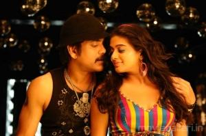 Nagarjuna Priyamani Hot Vambu Movie Stills