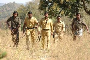 Vana Yudham Tamil Movie Stills