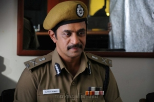 Actor Arjun in Vana Yuddham Movie Stills
